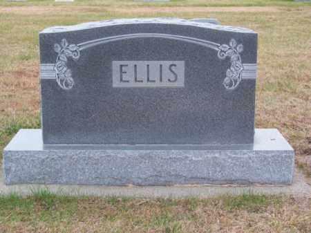 ELLIS, FAMILY - Brown County, Nebraska | FAMILY ELLIS - Nebraska Gravestone Photos