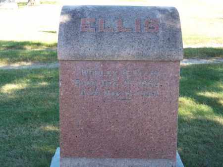 ELLIS, WORLEY B. - Brown County, Nebraska   WORLEY B. ELLIS - Nebraska Gravestone Photos