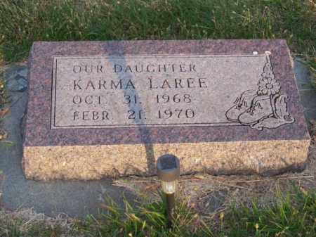 FERNAU, KARMA LAREE - Brown County, Nebraska   KARMA LAREE FERNAU - Nebraska Gravestone Photos