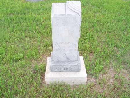 FORD, HERVEY - Brown County, Nebraska | HERVEY FORD - Nebraska Gravestone Photos