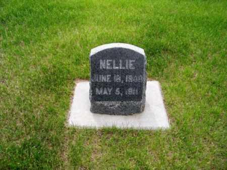 FOURNIER, NELLIE - Brown County, Nebraska | NELLIE FOURNIER - Nebraska Gravestone Photos