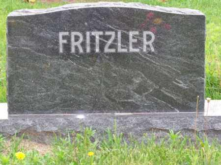 FRITZLER, FAMILY - Brown County, Nebraska | FAMILY FRITZLER - Nebraska Gravestone Photos