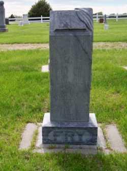 FRY, BESSIE P. - Brown County, Nebraska   BESSIE P. FRY - Nebraska Gravestone Photos