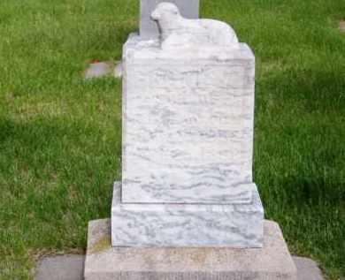 FRY, FRANK A. - Brown County, Nebraska | FRANK A. FRY - Nebraska Gravestone Photos