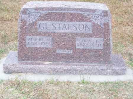 GUSTAFSON, DORA LEE - Brown County, Nebraska   DORA LEE GUSTAFSON - Nebraska Gravestone Photos