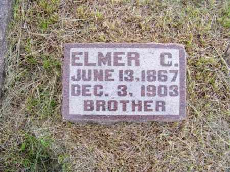 HAGERMAN, ELMER C. - Brown County, Nebraska | ELMER C. HAGERMAN - Nebraska Gravestone Photos