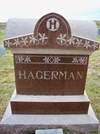 HAGERMAN, FAMILY - Brown County, Nebraska | FAMILY HAGERMAN - Nebraska Gravestone Photos
