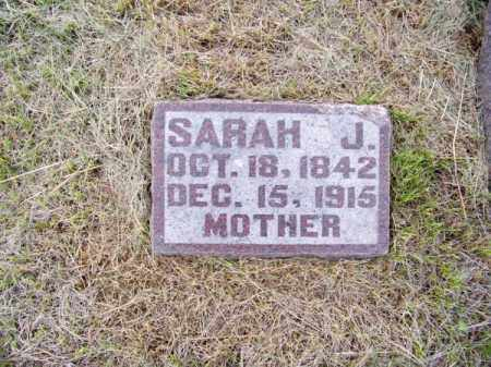 HAGERMAN, SARAH J. - Brown County, Nebraska | SARAH J. HAGERMAN - Nebraska Gravestone Photos