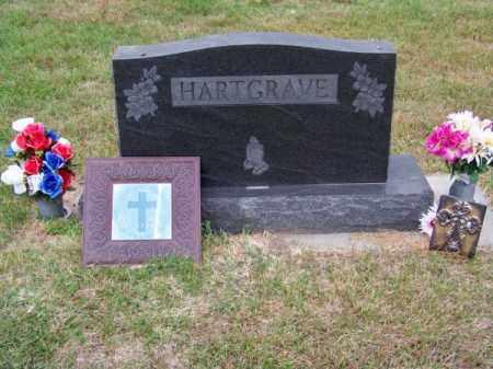 HARTGRAVE, FAMILY STONE - Brown County, Nebraska | FAMILY STONE HARTGRAVE - Nebraska Gravestone Photos