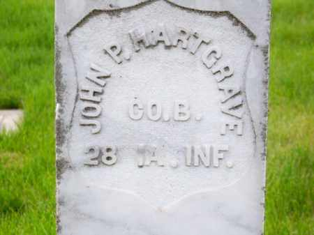 HARTGRAVE, JOHN P. - Brown County, Nebraska | JOHN P. HARTGRAVE - Nebraska Gravestone Photos