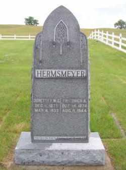 HERMSMEYER, DORETTE F. W. C. - Brown County, Nebraska | DORETTE F. W. C. HERMSMEYER - Nebraska Gravestone Photos