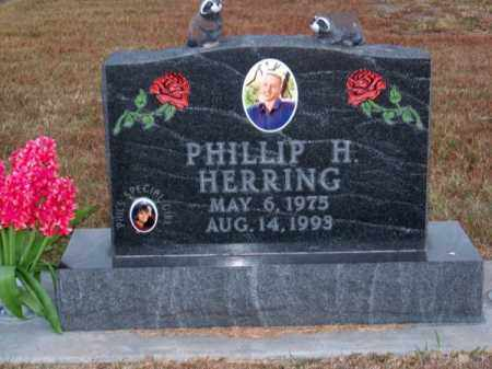 HERRING, PHILLIP H. - Brown County, Nebraska | PHILLIP H. HERRING - Nebraska Gravestone Photos