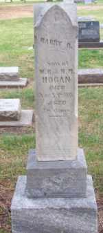 HOGAN, HARRY O. - Brown County, Nebraska   HARRY O. HOGAN - Nebraska Gravestone Photos