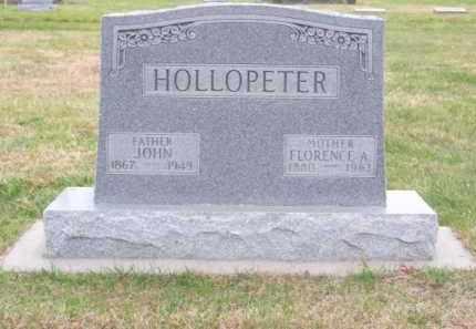 HOLLOPETER, JOHN - Brown County, Nebraska | JOHN HOLLOPETER - Nebraska Gravestone Photos