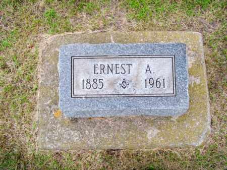 HOUSE, ERNEST A. - Brown County, Nebraska | ERNEST A. HOUSE - Nebraska Gravestone Photos