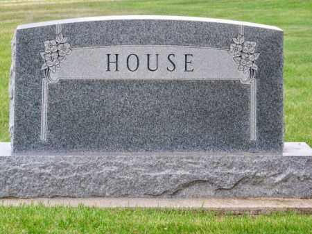 HOUSE, FAMILY - Brown County, Nebraska | FAMILY HOUSE - Nebraska Gravestone Photos