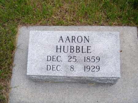 HUBBLE, AARON - Brown County, Nebraska | AARON HUBBLE - Nebraska Gravestone Photos