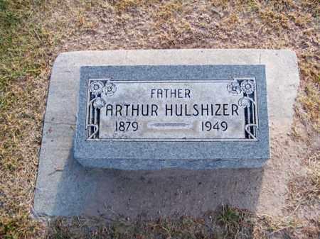 HULSHIZER, ARTHUR - Brown County, Nebraska | ARTHUR HULSHIZER - Nebraska Gravestone Photos