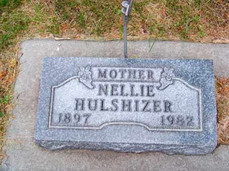 HULSHIZER, NELLIE - Brown County, Nebraska | NELLIE HULSHIZER - Nebraska Gravestone Photos