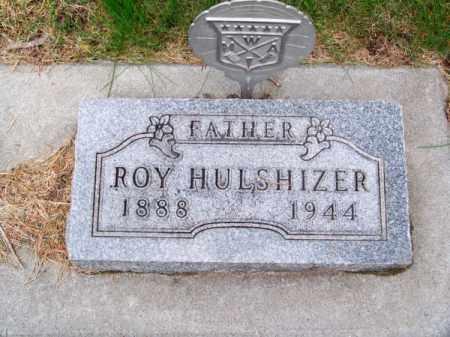 HULSHIZER, ROY - Brown County, Nebraska | ROY HULSHIZER - Nebraska Gravestone Photos
