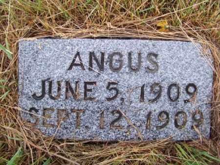 HURLBUT, ANGUS - Brown County, Nebraska | ANGUS HURLBUT - Nebraska Gravestone Photos