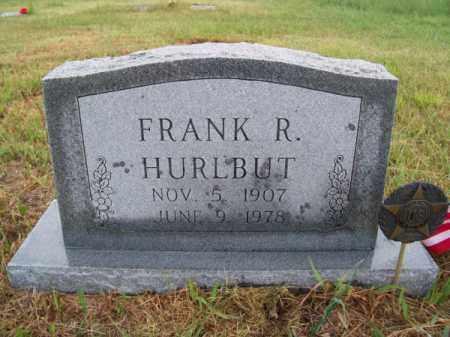HURLBUT, FRANK R. - Brown County, Nebraska | FRANK R. HURLBUT - Nebraska Gravestone Photos