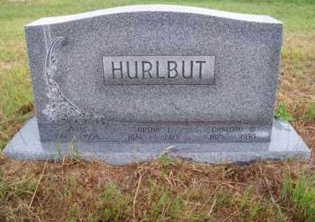HURLBUT, ORTHA J. - Brown County, Nebraska | ORTHA J. HURLBUT - Nebraska Gravestone Photos