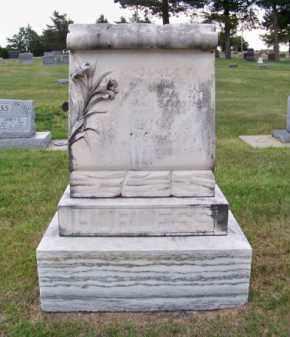 HURLESS, LUCY A. - Brown County, Nebraska | LUCY A. HURLESS - Nebraska Gravestone Photos