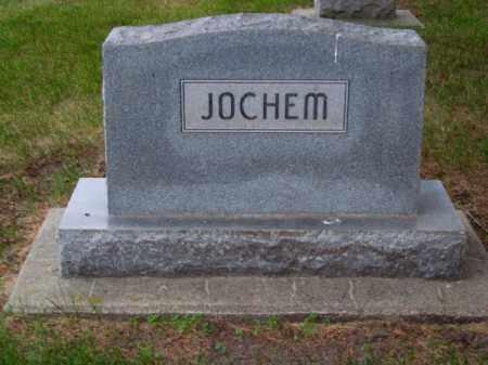 JOCHEM, FAMILY - Brown County, Nebraska   FAMILY JOCHEM - Nebraska Gravestone Photos