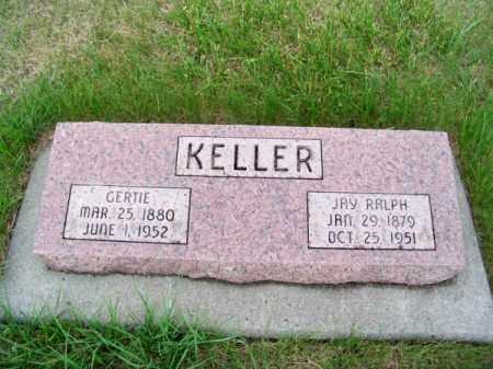 KELLER, JAY RALPH - Brown County, Nebraska | JAY RALPH KELLER - Nebraska Gravestone Photos