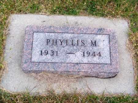 KELLER, PHYLLIS M. - Brown County, Nebraska | PHYLLIS M. KELLER - Nebraska Gravestone Photos