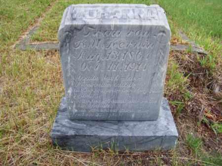 KERNIN, JOHANNA - Brown County, Nebraska   JOHANNA KERNIN - Nebraska Gravestone Photos