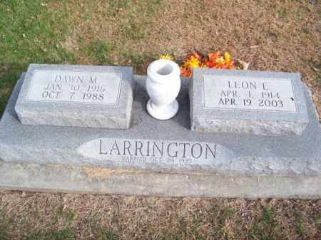 LARRINGTON, DAWN M. - Brown County, Nebraska   DAWN M. LARRINGTON - Nebraska Gravestone Photos