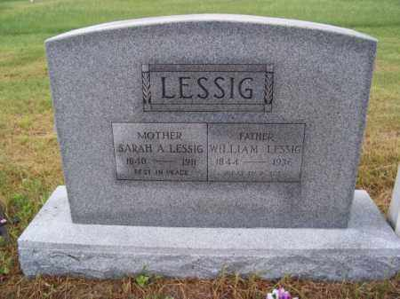 LESSIG, WILLIAM - Brown County, Nebraska | WILLIAM LESSIG - Nebraska Gravestone Photos
