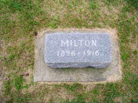 LEWIS, MILTON - Brown County, Nebraska | MILTON LEWIS - Nebraska Gravestone Photos