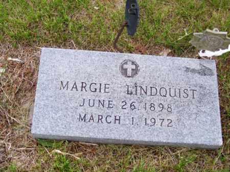 LINDQUIST, MARGIE - Brown County, Nebraska | MARGIE LINDQUIST - Nebraska Gravestone Photos