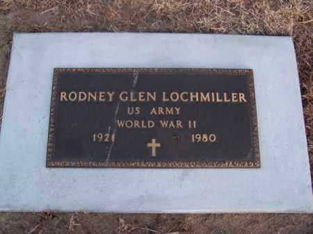 LOCHMILLER, RODNEY GLEN - Brown County, Nebraska | RODNEY GLEN LOCHMILLER - Nebraska Gravestone Photos