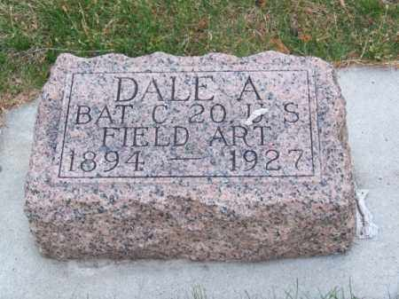 MC CATHRON, DALE A. - Brown County, Nebraska | DALE A. MC CATHRON - Nebraska Gravestone Photos