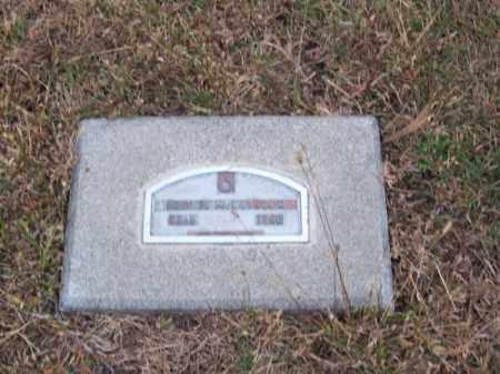 MC CATHRON, FRED J. - Brown County, Nebraska   FRED J. MC CATHRON - Nebraska Gravestone Photos