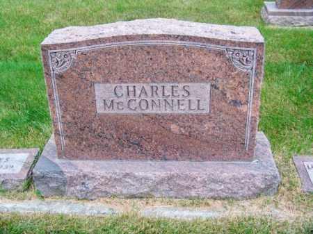 MC CONNELL, CHARLES - Brown County, Nebraska | CHARLES MC CONNELL - Nebraska Gravestone Photos