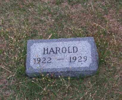 MC MURTRY, HAROLD - Brown County, Nebraska | HAROLD MC MURTRY - Nebraska Gravestone Photos