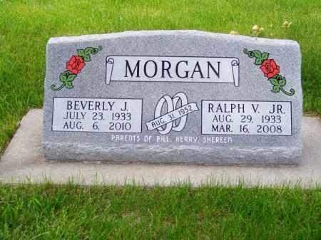 MORGAN, BEVERLY J. - Brown County, Nebraska | BEVERLY J. MORGAN - Nebraska Gravestone Photos