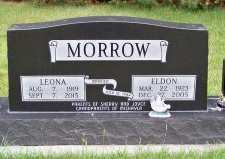MORROW, ELDON - Brown County, Nebraska   ELDON MORROW - Nebraska Gravestone Photos