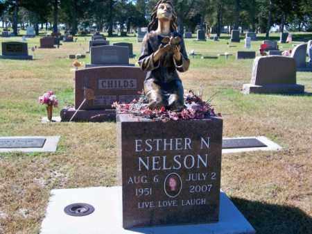 NELSON, ESTHER N. - Brown County, Nebraska   ESTHER N. NELSON - Nebraska Gravestone Photos