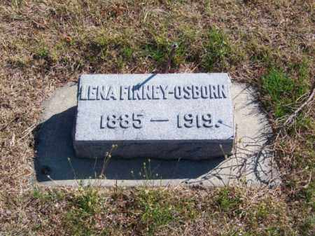 OSBORN, LENA - Brown County, Nebraska | LENA OSBORN - Nebraska Gravestone Photos