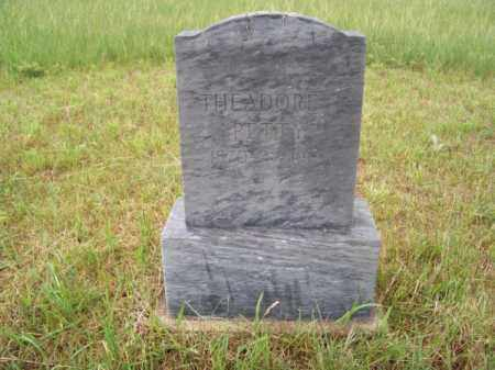 PETTY, THEODORE J. - Brown County, Nebraska | THEODORE J. PETTY - Nebraska Gravestone Photos
