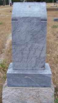PFEIFER, WILMA LEVINA - Brown County, Nebraska | WILMA LEVINA PFEIFER - Nebraska Gravestone Photos