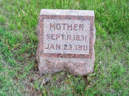 PIXLEY, LARRISSA - Brown County, Nebraska | LARRISSA PIXLEY - Nebraska Gravestone Photos