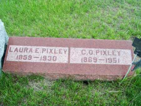 PIXLEY, C. O. - Brown County, Nebraska | C. O. PIXLEY - Nebraska Gravestone Photos