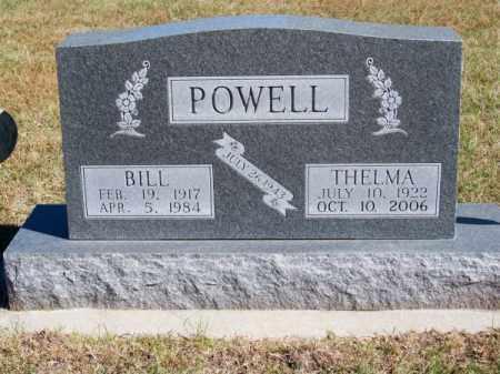 POWELL, BILL - Brown County, Nebraska   BILL POWELL - Nebraska Gravestone Photos
